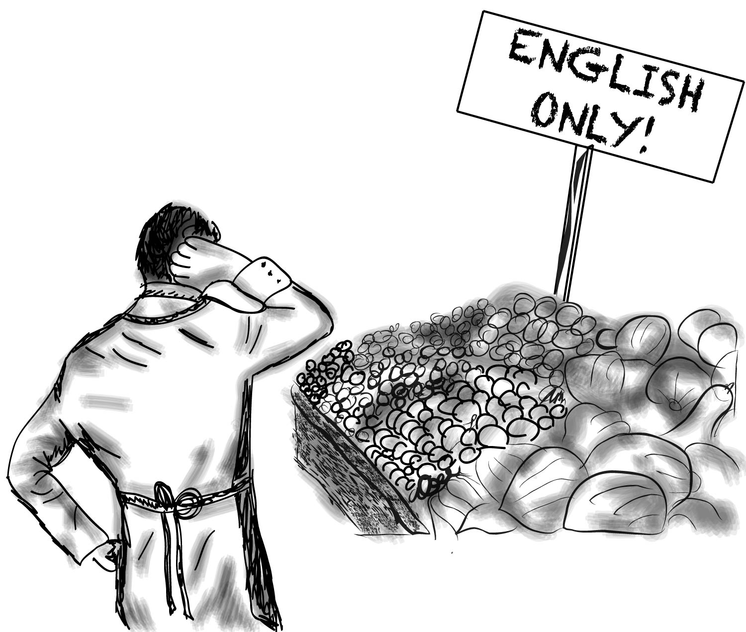 english only rules in the workplace Because a blanket english-only rule at work is burdensome and potentially discriminates against employees, federal employment law has set tough standards for employers to follow when implementing english-only language rules in the workplace.